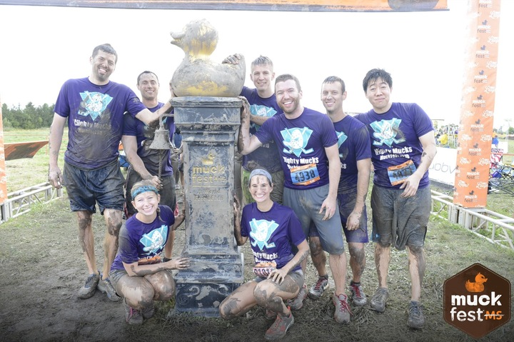 Mighty Mucks, Muckfest Ms 2016 T-Shirt Photo