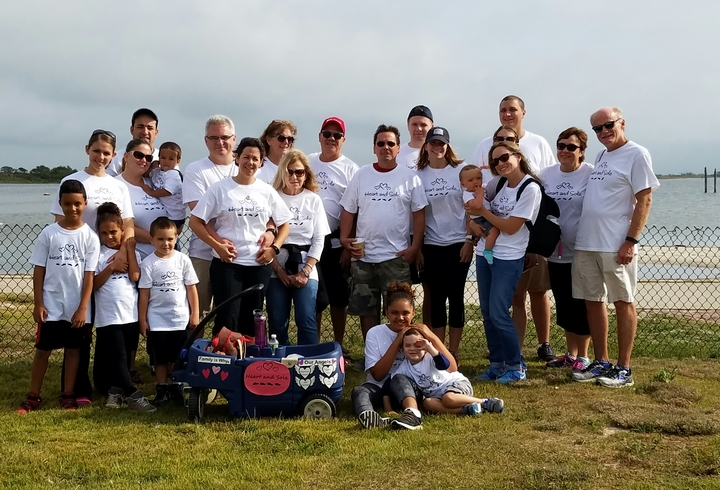 Team Heart And Sole T-Shirt Photo