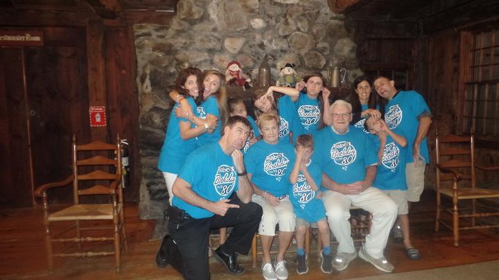 Babci's 80th Bday T-Shirt Photo