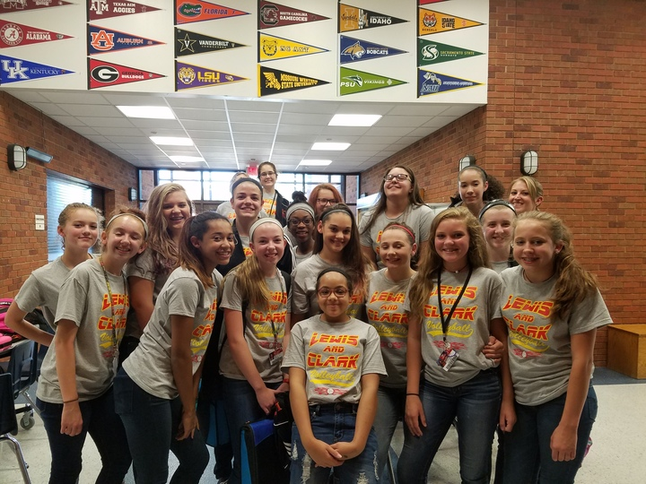 8th Grade Team Shirts T-Shirt Photo