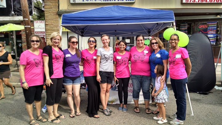 Parsippany Moms Club East T-Shirt Photo