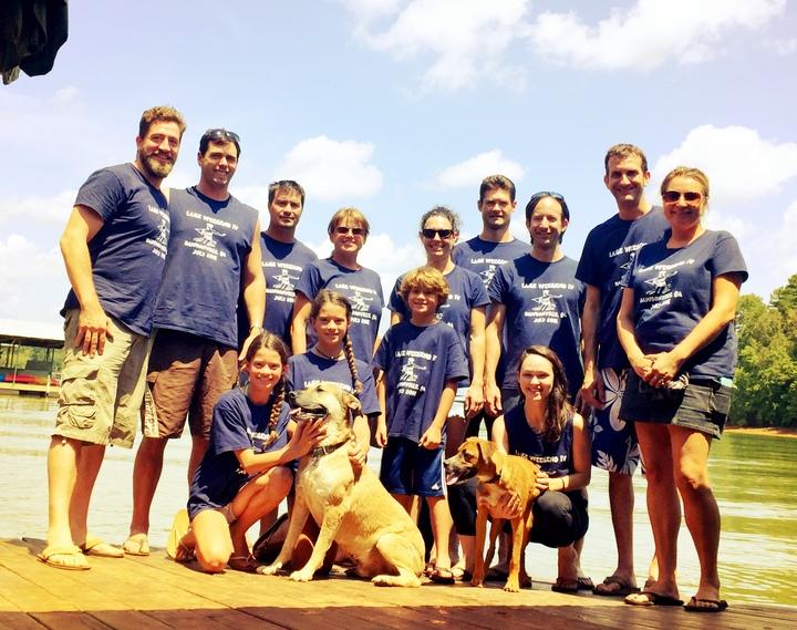Lake Weekend Iv T-Shirt Photo
