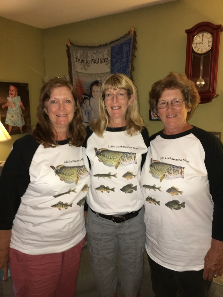 Fishin' Sisters T-Shirt Photo