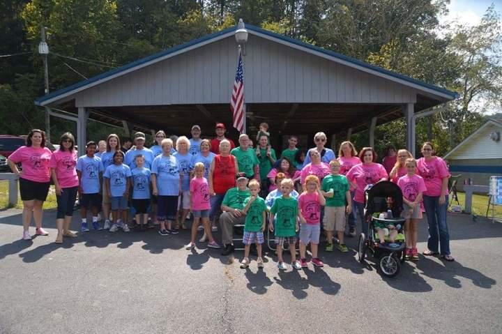Reed Family Reunion T-Shirt Photo