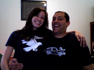 Two Great Buick Skyhawk Shirts T-Shirt Photo