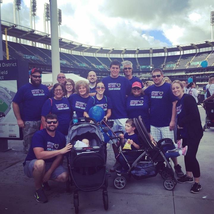 Autism Speaks Walk  T-Shirt Photo