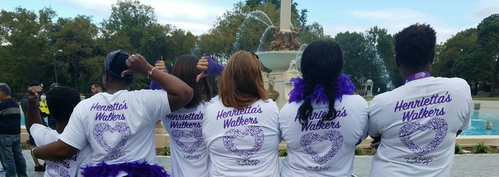 Henrietta's Walkers  T-Shirt Photo