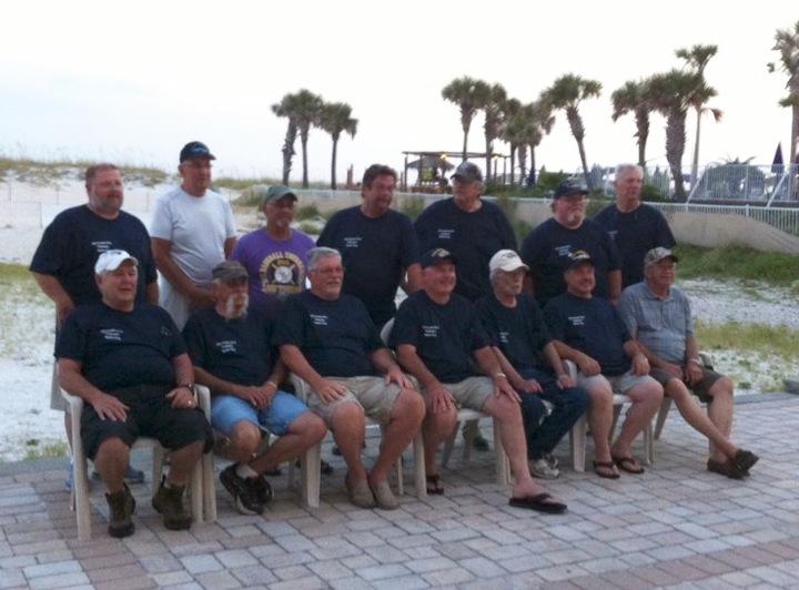 Pensacola Beach Reunion 2016 T-Shirt Photo