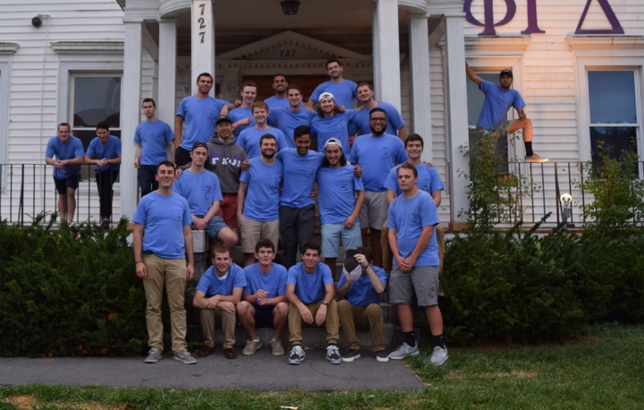 Phi Gams T-Shirt Photo