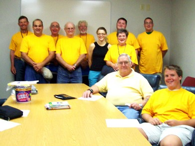 Calvary Baptist Bus Ministry Team T-Shirt Photo