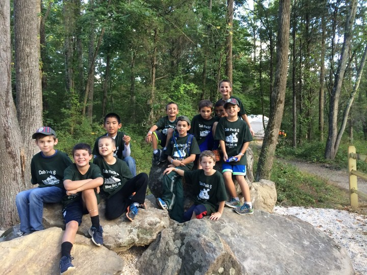 Pack 6 At Musser Madness! T-Shirt Photo