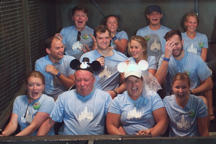 Quinn Family Vacation T-Shirt Photo