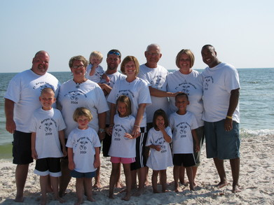 Ft. Morgan Vacation 2009 T-Shirt Photo