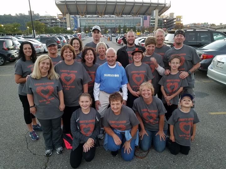 Larry's Legion T-Shirt Photo