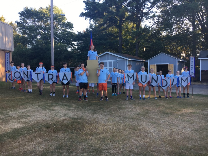Athanasius House  Fall Field Day 2016 T-Shirt Photo