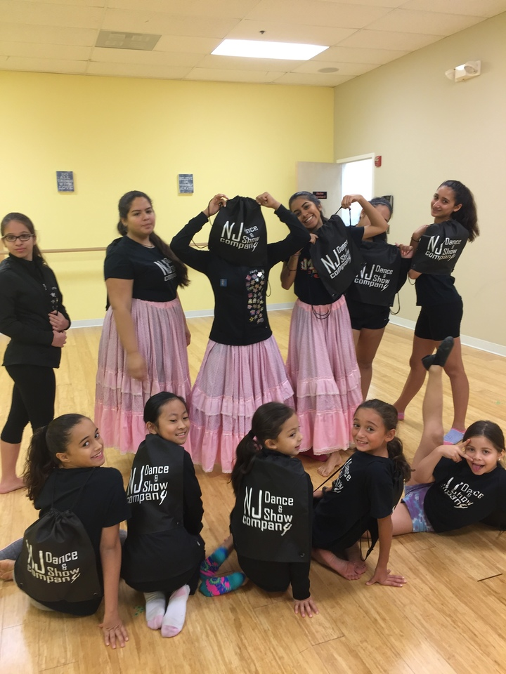 Nj  Dance & Show   Team T-Shirt Photo