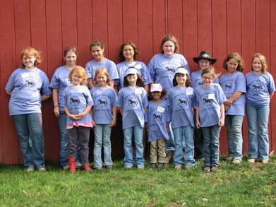 Camp Kids T-Shirt Photo