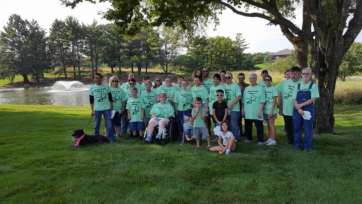 Des Moines Nami Walk 2016 T-Shirt Photo