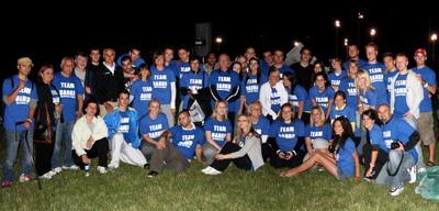 Group Shot Of Team Darko T-Shirt Photo