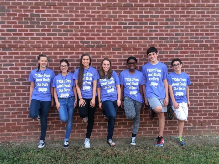Friendswood Front Ensemble 2016 T-Shirt Photo
