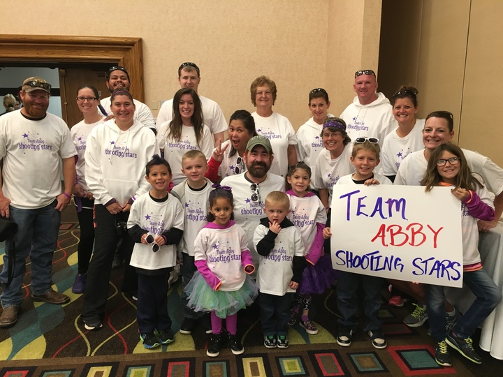 Team Abby  T-Shirt Photo