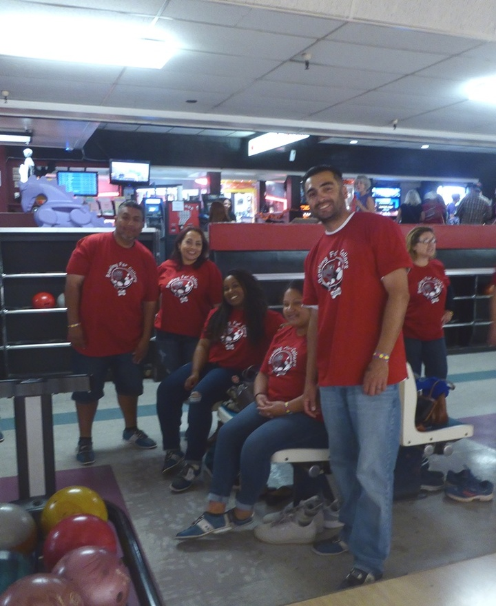 Bowling For Collars 2016 T-Shirt Photo