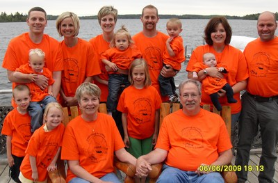 40 Years Of Family Fun T-Shirt Photo
