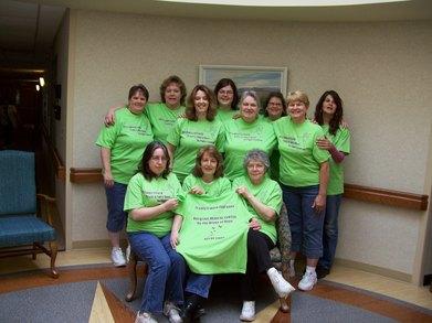 Bmc's Sub Lime Relay Team T-Shirt Photo