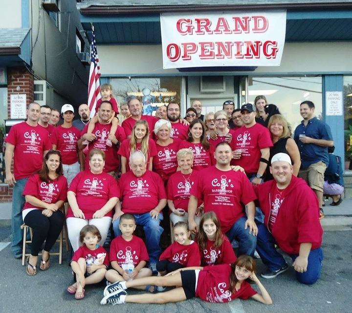 Grand Opening 2014 T-Shirt Photo