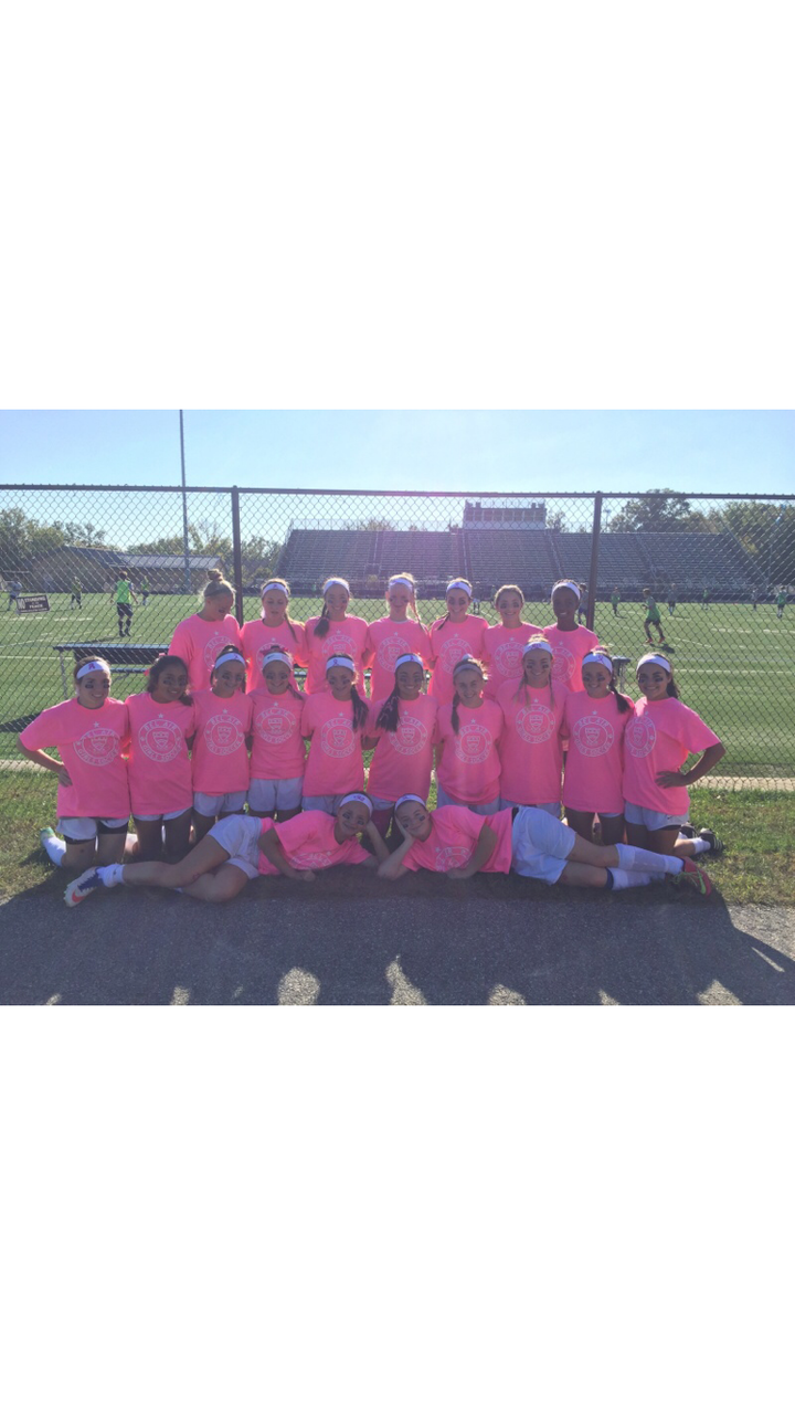 Bel Air Girls Soccer :) T-Shirt Photo