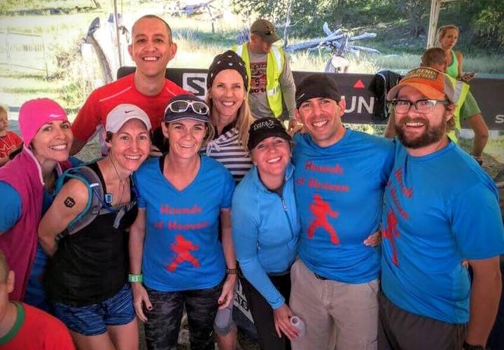 St. Matt's Ragnar Team T-Shirt Photo