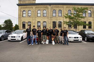 Chitown M Eurowerks 2009 T-Shirt Photo