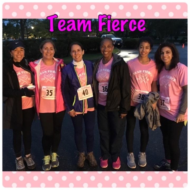 Team Fierce! T-Shirt Photo