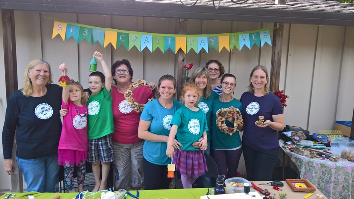 Best Craft Day Ever! T-Shirt Photo