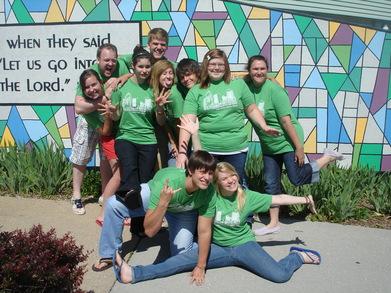 Mission Trip 2009 T-Shirt Photo