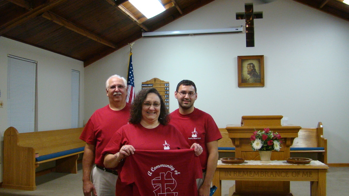 First Night Of Revival T-Shirt Photo