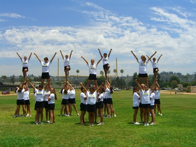 Foothill High School Cheer!!! T-Shirt Photo