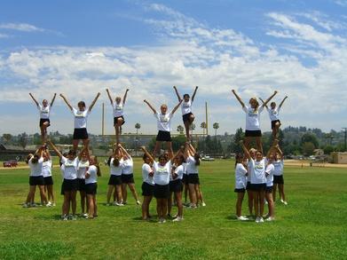 Foothill High School Cheer!!! T-Shirt Photo