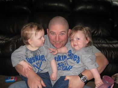 Go Huskies! T-Shirt Photo