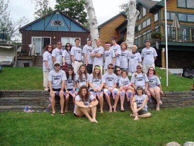 Pontoosuc Crew T-Shirt Photo