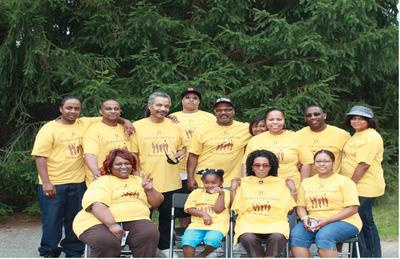 Johnson & Lee Family Picnic T-Shirt Photo