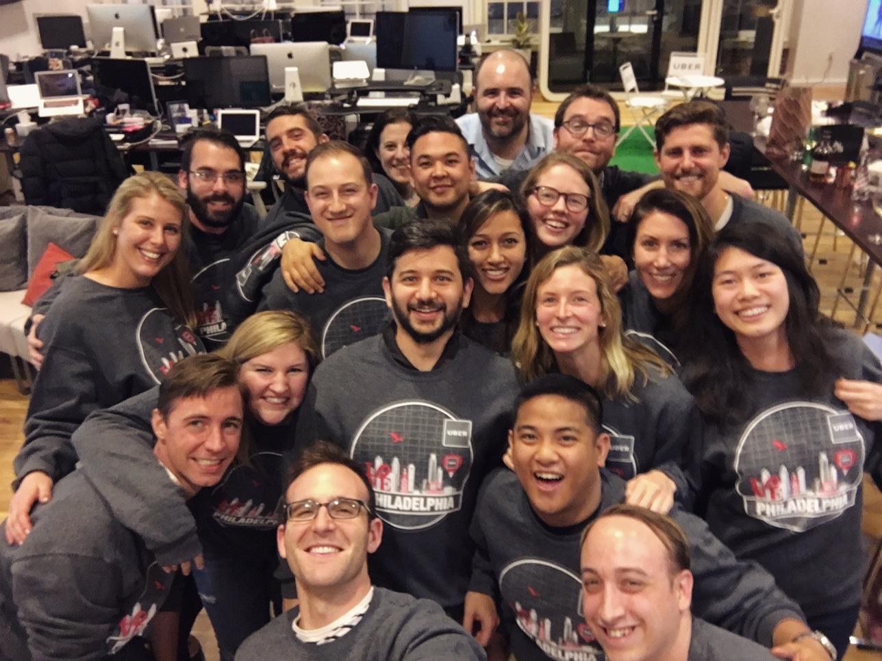 Shirt design uber - Uber Crewnecks T Shirt Photo