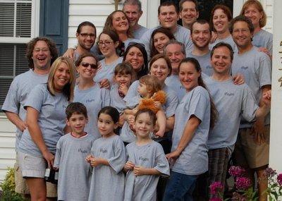 Gabriel Family Reunion! T-Shirt Photo