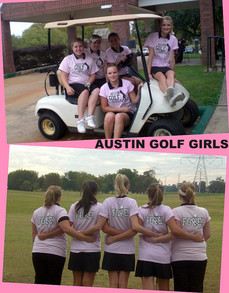Ahs Golf Girls T-Shirt Photo