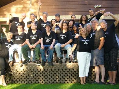 Le Vonapalooza! Reunion T-Shirt Photo