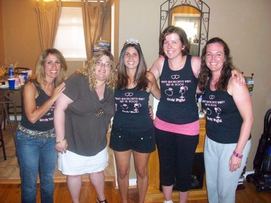 Bachelorette Party T-Shirt Photo