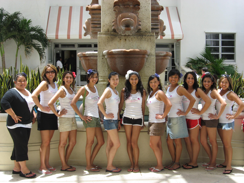Design your own t-shirt miami - Miami Bachelorette Partay T Shirt Photo
