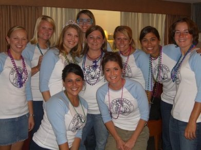 Bachelorette Party, The Before Picture! T-Shirt Photo