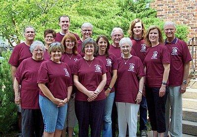Guy Family Roundup T-Shirt Photo