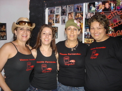 Las 4 Amigas! T-Shirt Photo